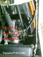 Throttle Position Sensor (TPS) | Yamaha T150 / T135 - mx